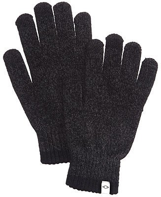 Alfani Men's Space-Dyed Gloves, Created for Macy's & Reviews - Hats, Gloves & Scarves - Men