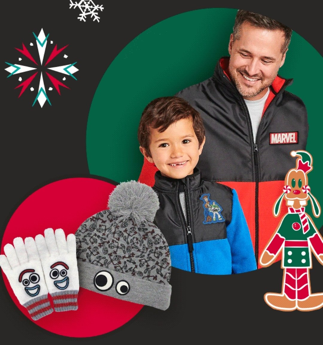 Up to 50% off + Extra 20% Off Warmwear, Outerwear & More