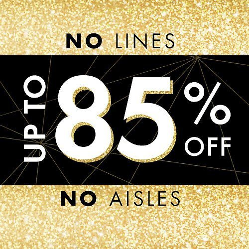Up to 85% Off Black Friday Deals