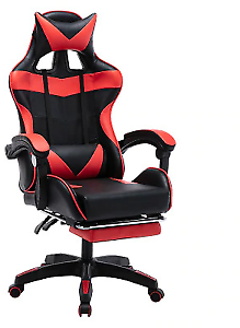 Computer Sports Gaming Chair Home Office Swivel and Ergonomic Chair