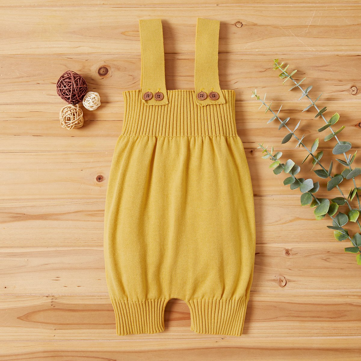 Baby Unisex Bloomers Jumpsuits
