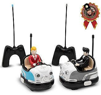 FAO Schwarz Toy RC Bumper Car Set Retro & Reviews - Home