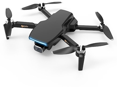 S3 HD 4K Folding Dual Camera RC Drone Brushless GPS Aerial Remote Control Aircraft