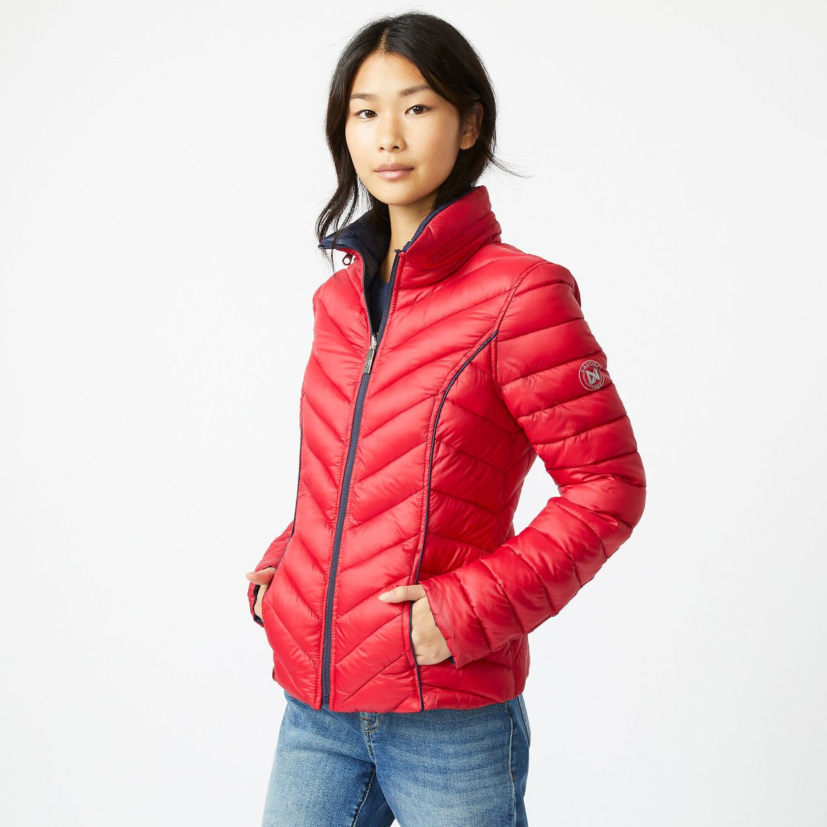 Reversible Packable Hooded Coat (5 Colors) + Ships Free