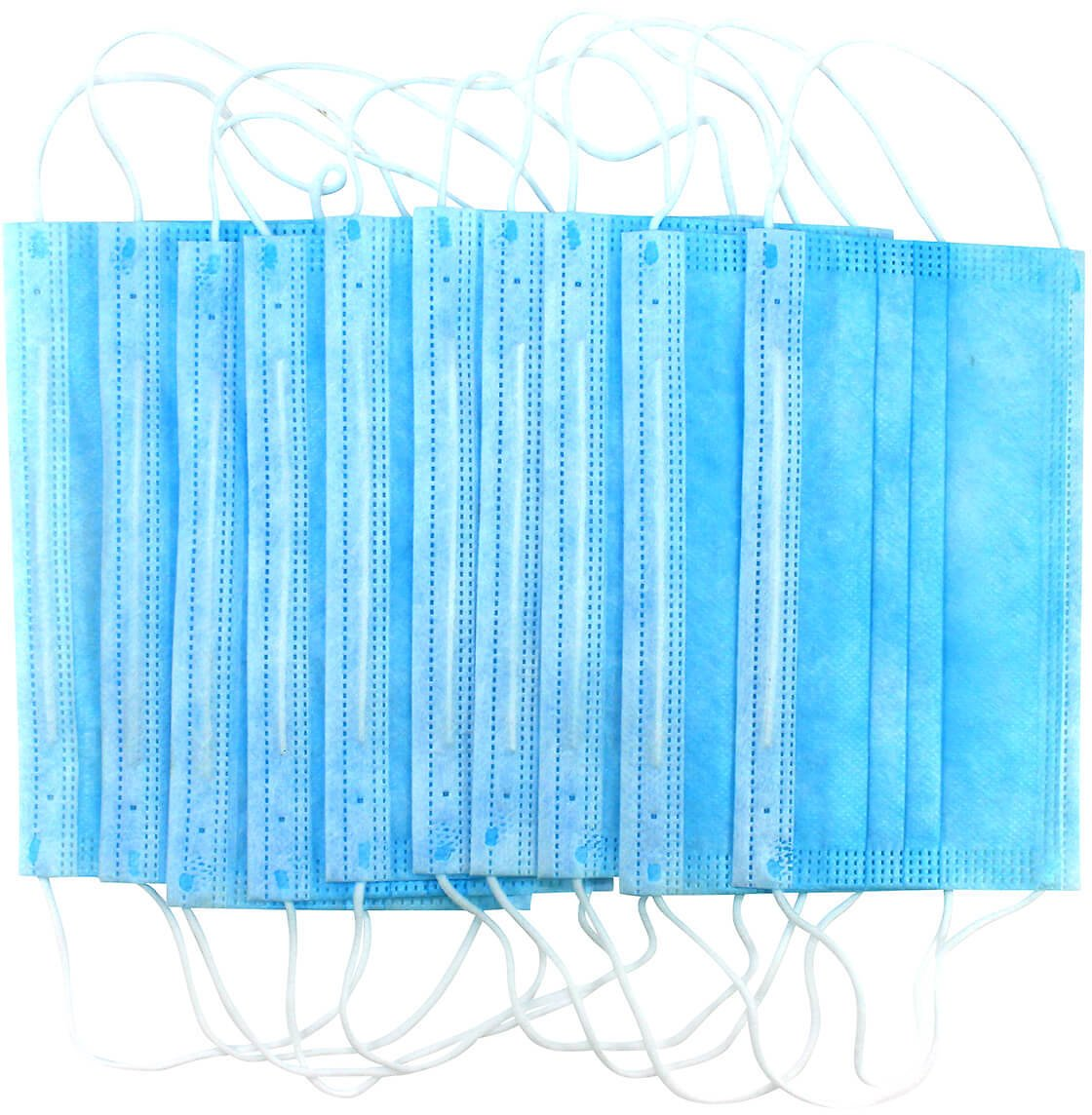 3 Ply Disposable Masks, Set of 10 - Face Covering - Dream Products