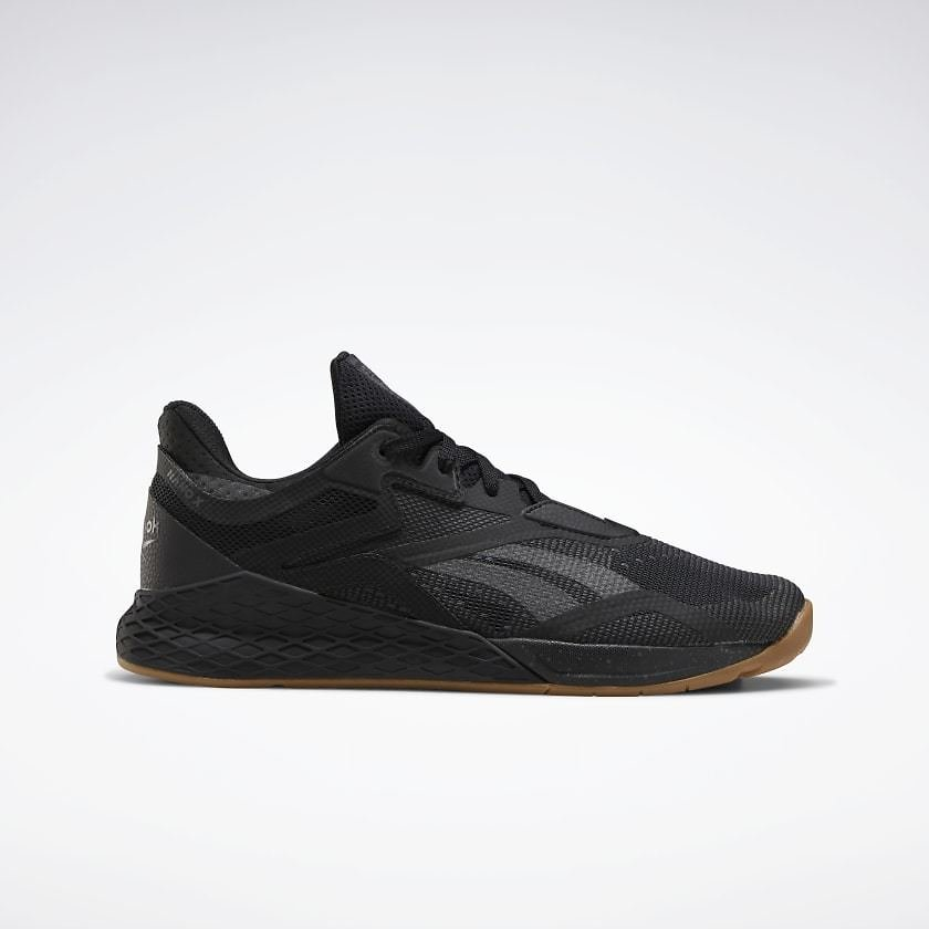 Reebok Nano X Shoes - Black | Reebok US