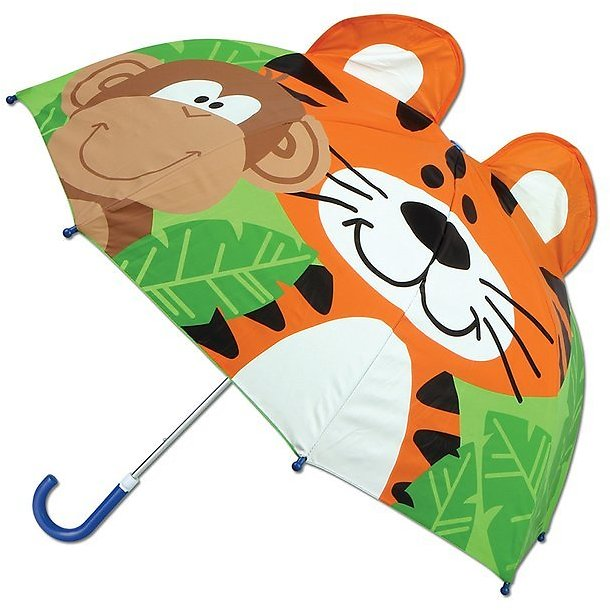 Zoo 3-D Umbrella