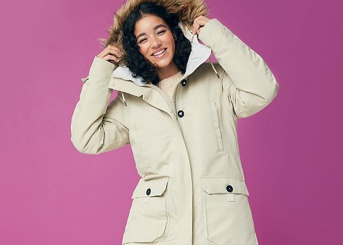Up To 80% Off Outerwear For Women + Free Shipping