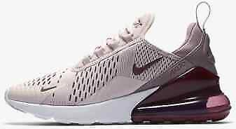 Nike Women's Air Max 270 Comfortable Athletic Shoes (Cherry Blossom)
