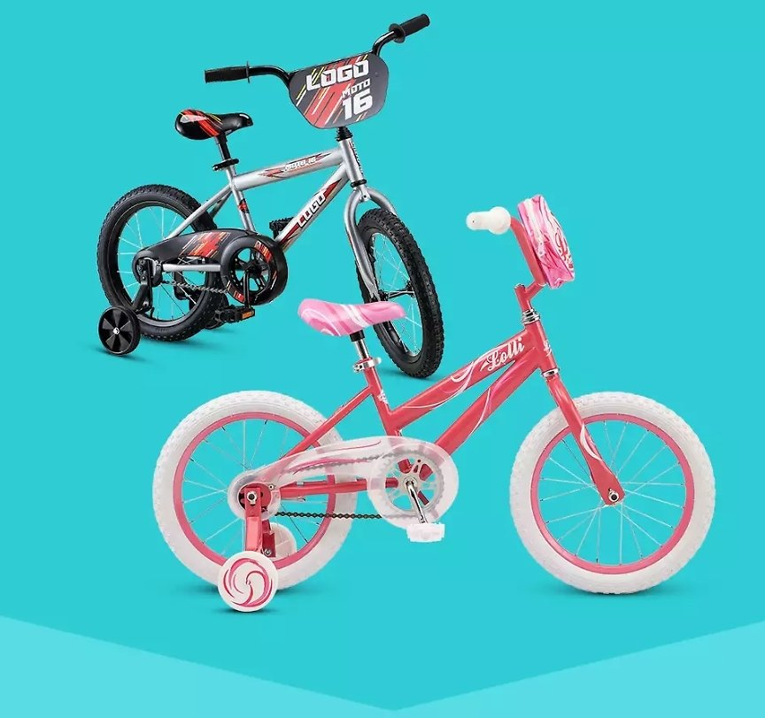 Pacific Cycle Kids' Black Friday Bikes