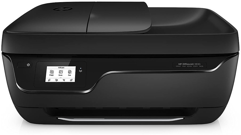 HP OfficeJet 3830 Wireless All-in-One Printer with Mobile Printing