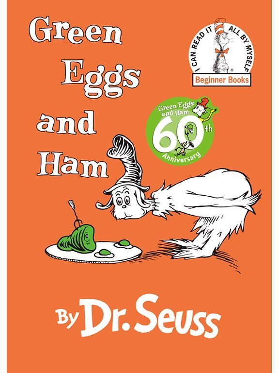 Dr. Seuss Green Eggs and Ham (Hardcover)