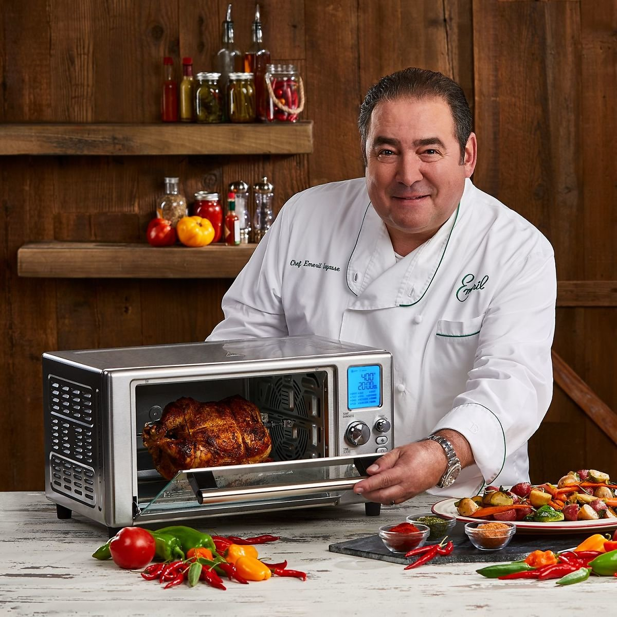 Emeril Lagasse Power Air Fryer 360 + Free $30 Kohl's Cash