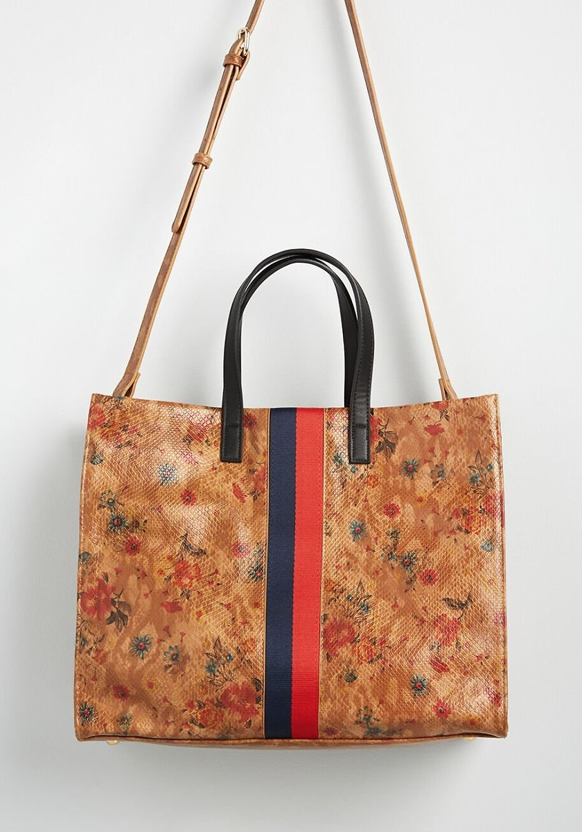 Toting On a Breeze Tote