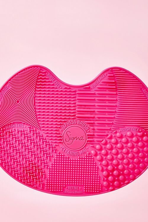 Sigma Spa Express Brush Cleaning Mat