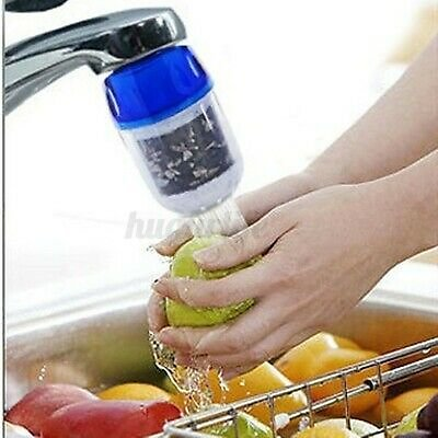 Kitchen Tap Water Filter Activated Carbon Purifier Faucet Clean Home Healthy 6212807468202