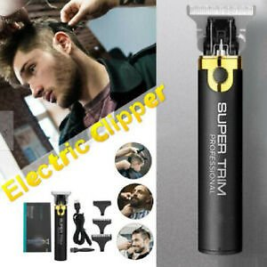 VGR Electric Pro T-outliner Cordless Trimmer USB Wireless Portable Hair Clipper