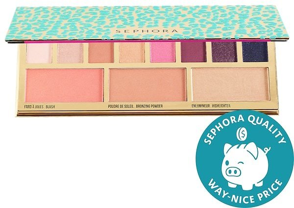 Price Drop!! Wild Days Eyeshadow & Face Palette