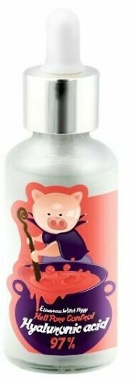 Elizavecca Witch Piggy Hell Pore 1.7oz Control Wrinkle Anti-Aging Serum for Sale Online