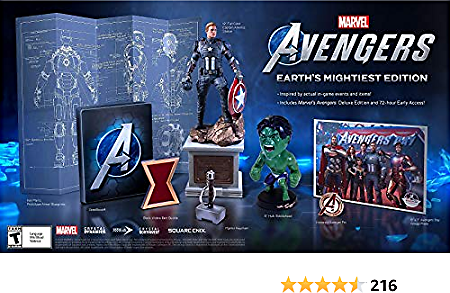 Marvel's Avengers: Earth's Mightiest Edition (PS 4)