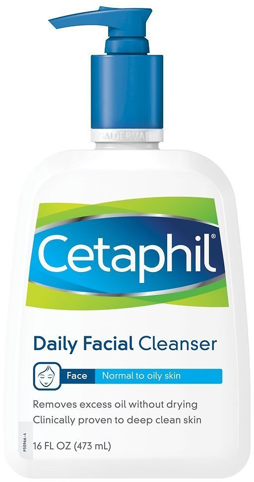 Pack of 2 - Cetaphil Facial Cleanser