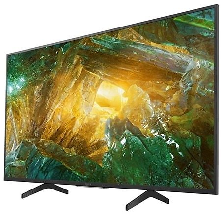 Sony 43 Inch TV 2020 LED 4K Ultra HD HDR Smart TV X800H Series XBR43X800H