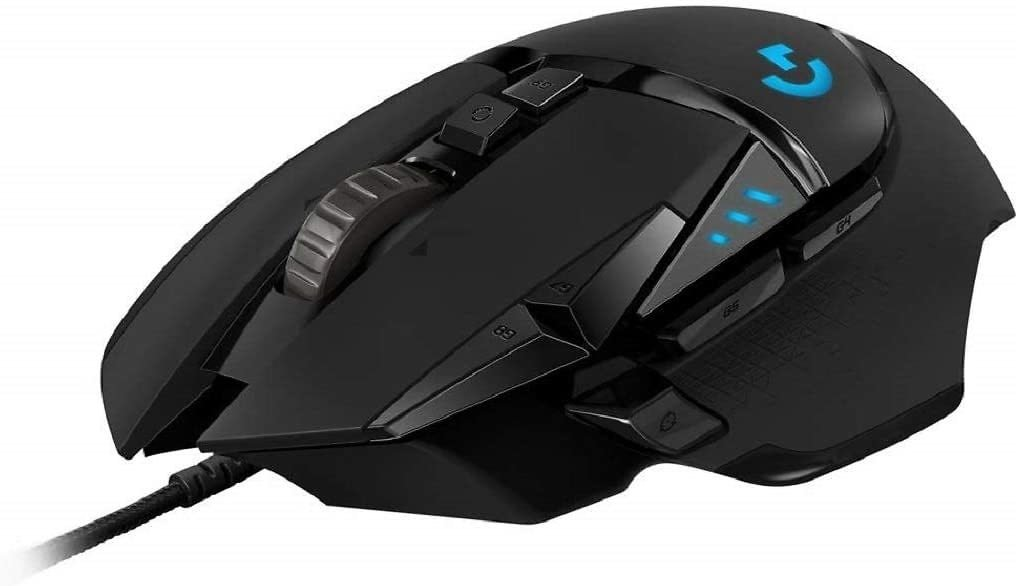 50% Off Logitech G502 Hero High Performance Gaming Mouse