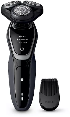 Philips Norelco Series 5100 Wet & Dry Men's Rechargeable Electric Shaver - S5210/81