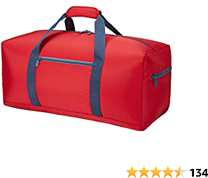 iFaraday - Foldable Duffel Bag 22 Inch Small Lightweight Luggage is now$9.9