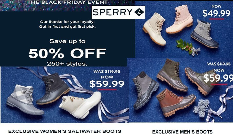 Sperry Sale - Discount Shoes for Men, Women, & Kids | Sperry