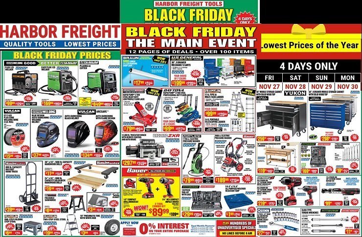 Explore Our Catalogs Black Friday Preview! The Main Event Is Here