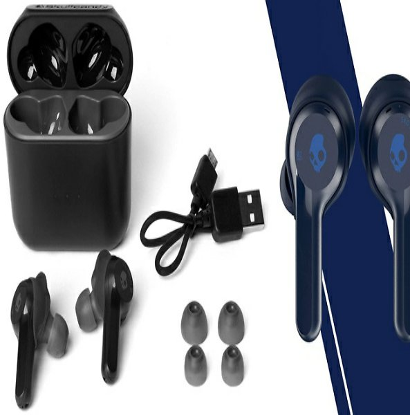 Skullcandy Indy True Wireless Earbuds (5 Colors)+ F/S