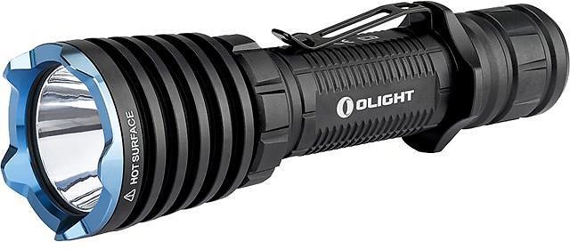 OLIGHT Warrior X 2000 Lumens USB Magnetic Rechargeable Handheld LED Torch Tactical Flashlight for Outdoor Camping Hunting Hiking, 560 Meter Throw Distance,18650 Battery Patch - Newegg.com