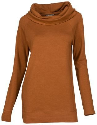 Natural Reflections Terry Cowl Neck Long-Sleeve Top for Ladies | Bass Pro Shops