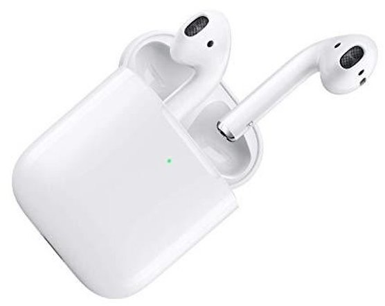 Apple AirPods 2nd Generation With Wireless Charging + Case