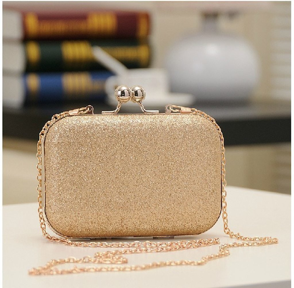 US $4.48 26% OFF|Women's Bling Evening Party Handbag Wedding Ball Clutch Bag With Chain Mini Minaudiere Hand Bag Purse Gold Birthday Gift|Top-Handle Bags| - AliExpress