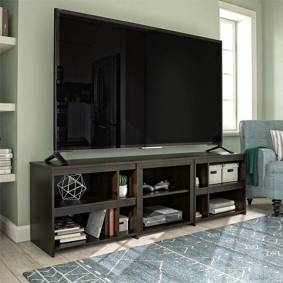 Ameriwood Home Rhea TV Stand for TVs Up to 70