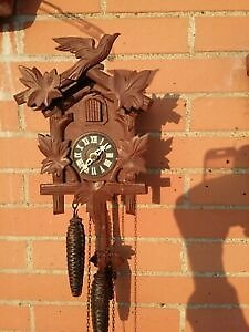 Cuckoo Clock Anticio Complete- Show Original Title