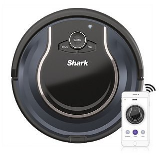 Shark ION™ Robot Vacuum R76 with Wi-Fi