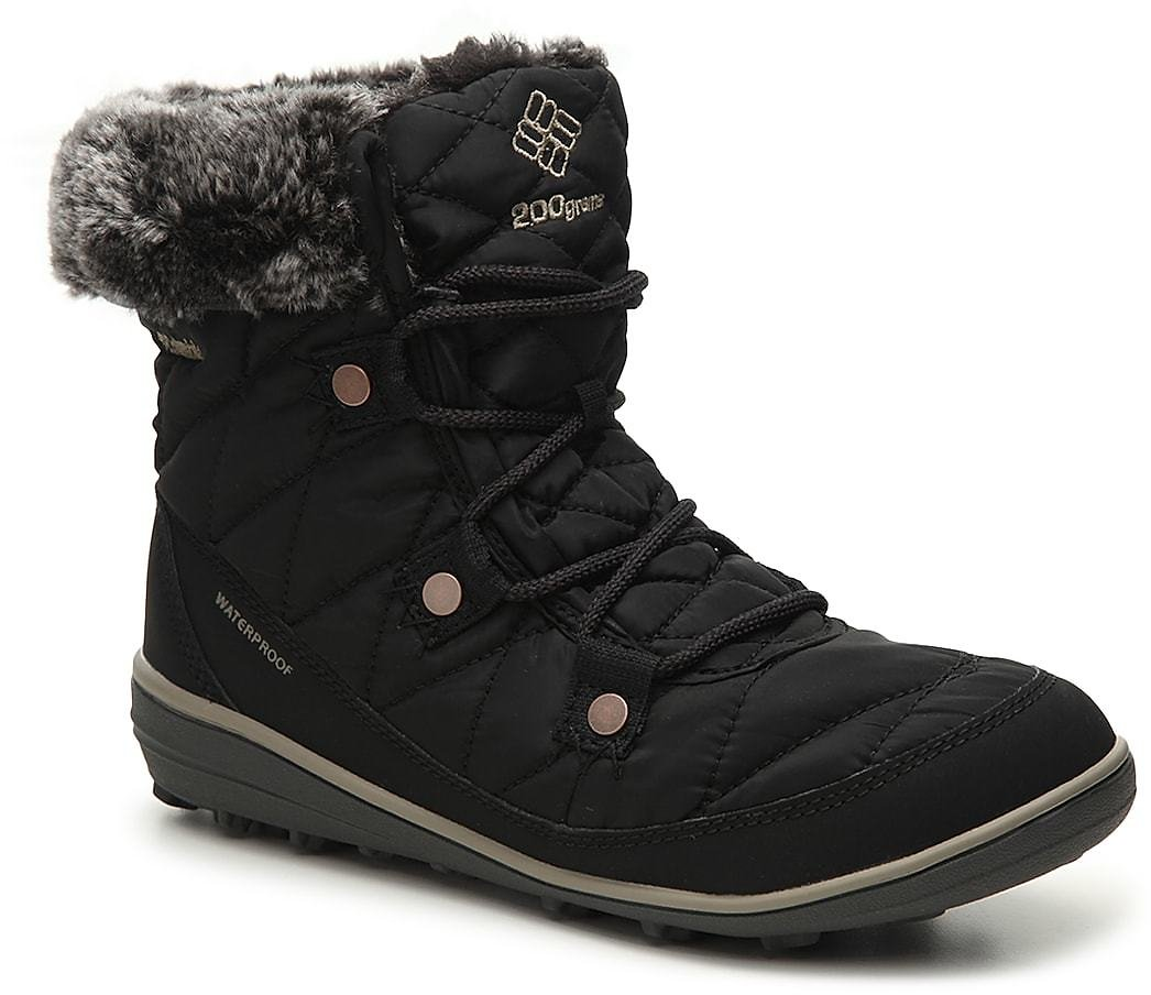 Columbia Heavenly Shorty Snow Boot