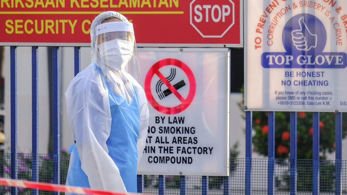 Major PPE Maker Shuts Factories After Nearly 2,500 Workers Test Positive For Covid-19