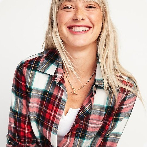 Today Only! $10 Flannel Shirts (Mult. Styles)