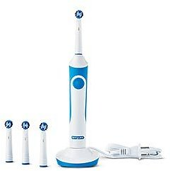 Dentiguard Rechargeable Oscillating Toothbrush
