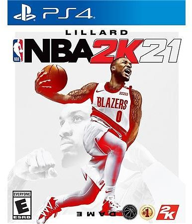 Take-Two NBA 2K21 Standard Edition for PS4