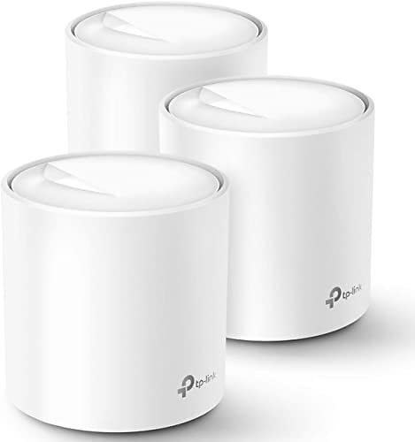 TP-Link Deco WiFi 6 Mesh WiFi System (Deco X20), 3-Pack