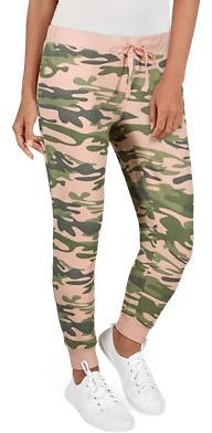 Natural Reflections Camo Jogger Lounge Pants for Ladies | Bass Pro Shops