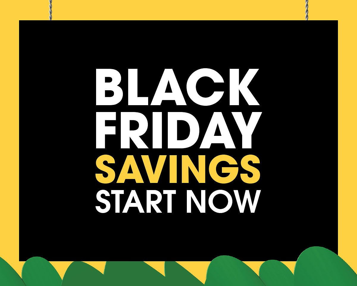 Up To 50% Off Kroger Black Friday & Cyber Monday Sales