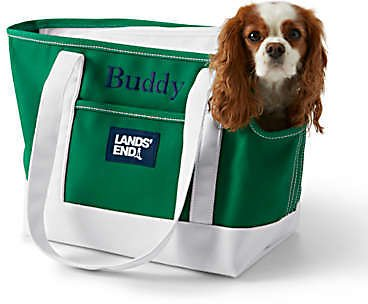 Canvas Seagoing Tote Dog Carrier