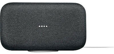 Google Home Max Speaker Smart Wifi Assistant - Charcoal - (GA00223-US) 842776103055