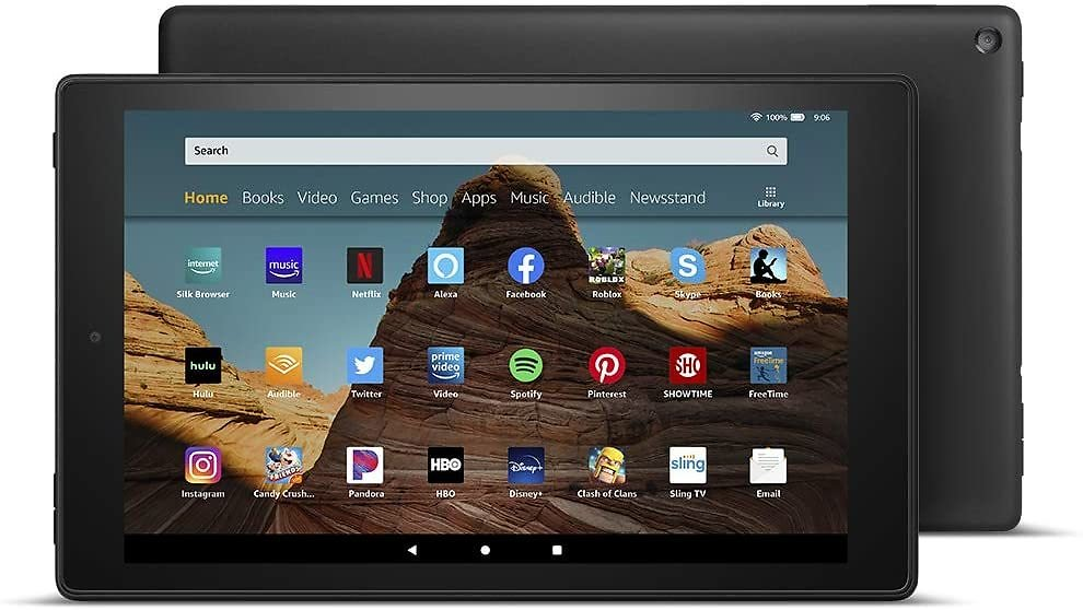 47% Discount - Fire HD 10 Tablet (10.1